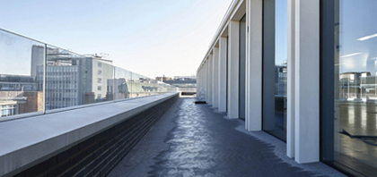 Flat Roof - Hot Melt v2