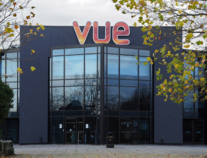 Vue Cinemas, Doncaster. Picture: Andrew Roe
