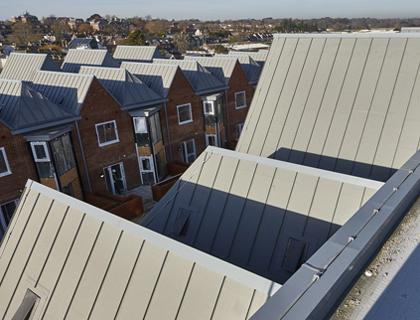 Flat Roof - Rhepanol