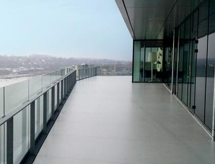 Flat Roof - Vulkem
