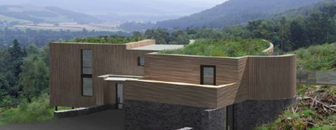 Green Roofs - Plummerswood