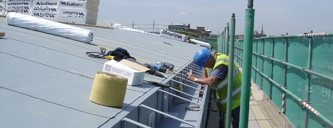 Working at Height - Roofing Academy