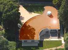 moonraker copper roof