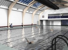 rebecca adlington swimming pool