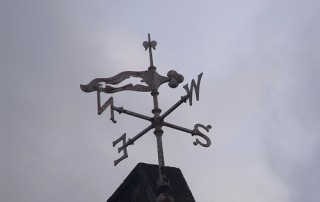 Weather Vane by Ell Brown (Creative Commons)