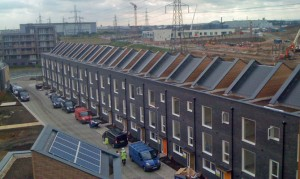 Biodiverse Green Roofs at Barking Riverside - SIG Design and Technology