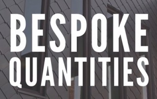 Zinc Roofing and Cladding in Bespoke Quantities