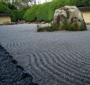 Zen Garden by Alejandro Forero Cuervo