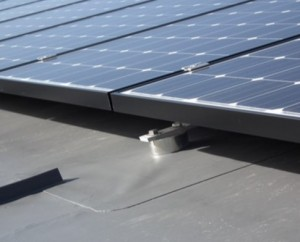 Sig Design Amp Technology Fixing Solar Panels To Flat Roofs