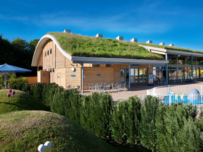 Peppa Pig World - HPW Architecture