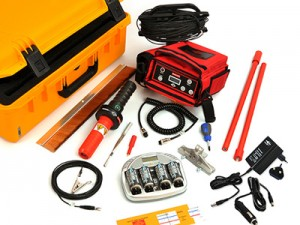 Dry Roof Electronic Leak Detection Kit
