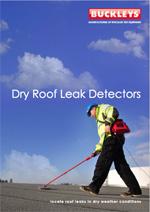 Dry Roof Leak Detectors Brochure