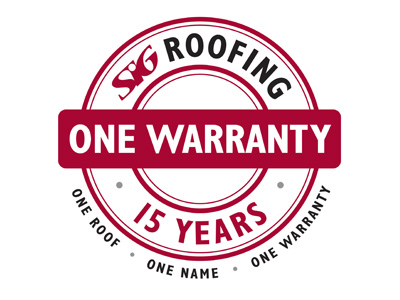 ONE Warranty for Pitched Roofs
