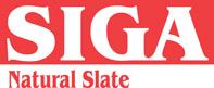 SIGA Natural Slate Logo