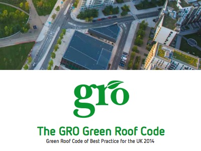The GRO Green Roof Code – a Green Roof Guide to Best Practice