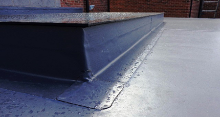 Flat roofings high five webpage Rule 2 pic v8