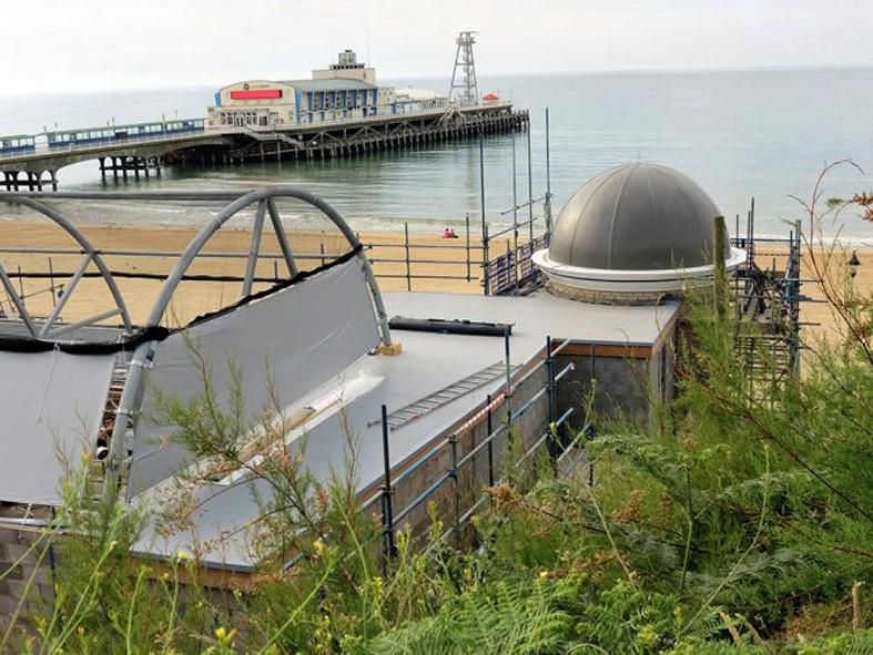 Bournemouth Oceanarium Case Study Inset Image 1