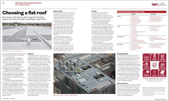SIG Roof Lines June 2016 Pages 2-3