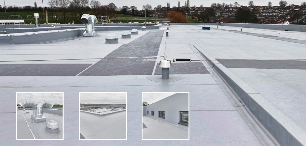 Roofwise 2 Welding Membranes securely main image with inset cropped v2