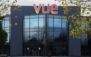 re-roofing vue cinema doncaster