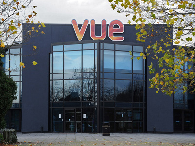 Re-Roofing a Building when in Use: Vue Cinema Doncaster