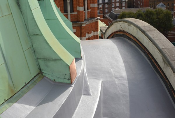Replacing a Cathedral Roof – Mastic Asphalt at Westminster