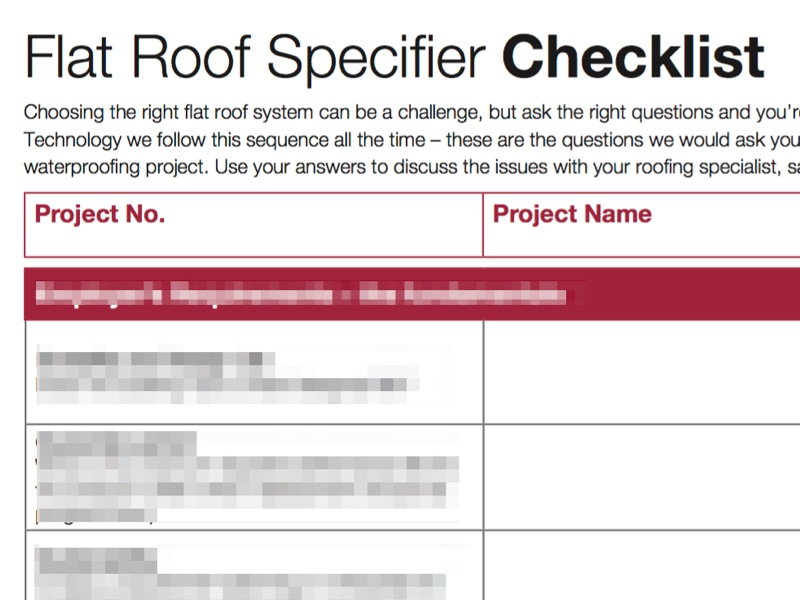 Roofing Checklist Amp Roofing Contractor Checklist When