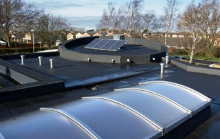 Primary School Re-Roofing Layfield