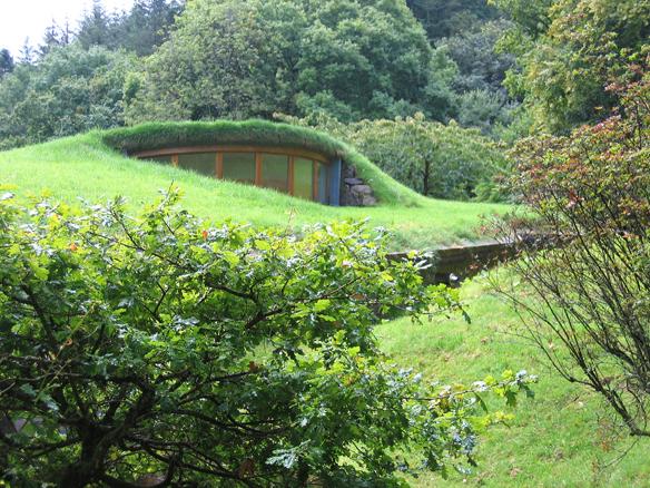 Manaton green roof