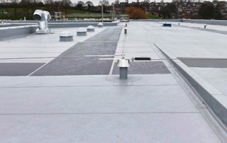 designing flat roofs