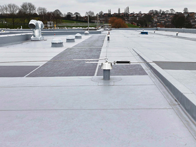 Designing Flat Roofs – an interview with Stephen Cleminson in Architecture Today