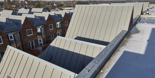 Lymington Shores Roof wins Health and Safety Award