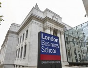 London Business School by Sheppard Robson