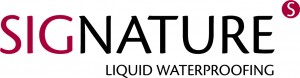 SIGNature_Liquid Waterproofing Logo