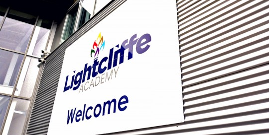 Lightcliffe Academy Website Case Study Main Image 2