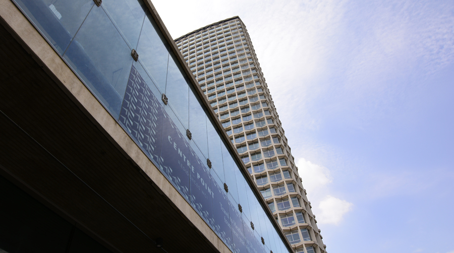 centrepoint london refurbishment