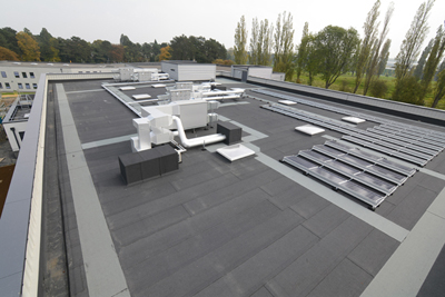 Sig Design Amp Technology Single Ply Roofing Fdt Flatroof