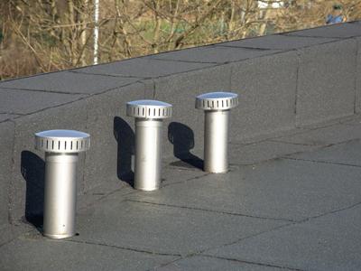 Flat Roof Penetrations: Best Practice