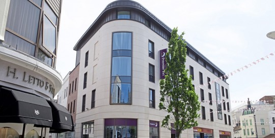 Premier Inn Website Case Study Main Image