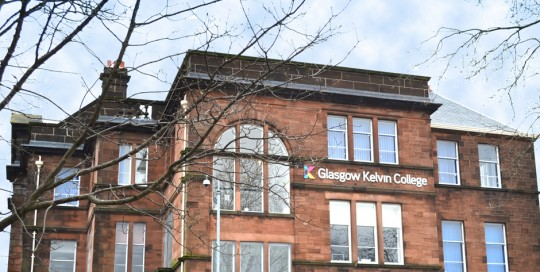 Kelvin College DT Website Case Study Main Image 3