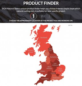 select natural slate - siga product finder