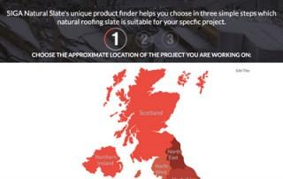 select natural slate - siga product finder