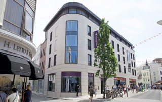 Premier Inn St Helier Jersey: Credit Jersey Evening Post