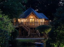 Clowance Tree House Website Study Image Main Image