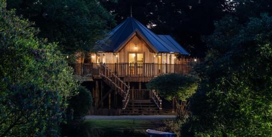 Clowance Tree House Website Study Image Main Image