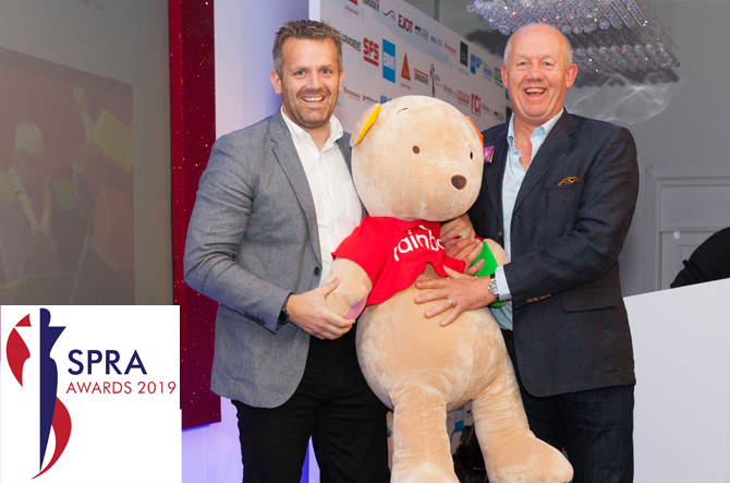 'SPRA have continued sponsoring the charity since Mike Crook's Chairmanship 2012-2016. SIG D&T also adopted Rainbows as its nominated charity in 2012 until present'