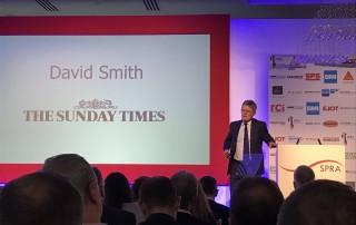 SPRA Conference 2019 David Smith