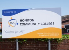 Honiton Community College Web Case Study Main Image