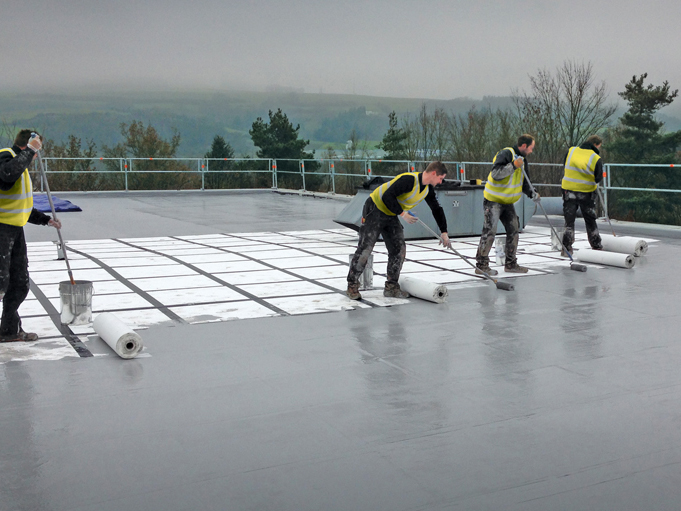 SIG Design & Technology Liquid Waterproofing: Your Options