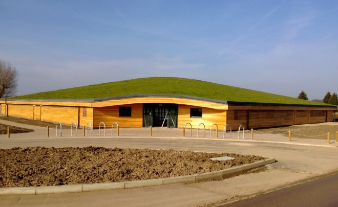 Eco Green Roof systems available from SIG Design & Technology